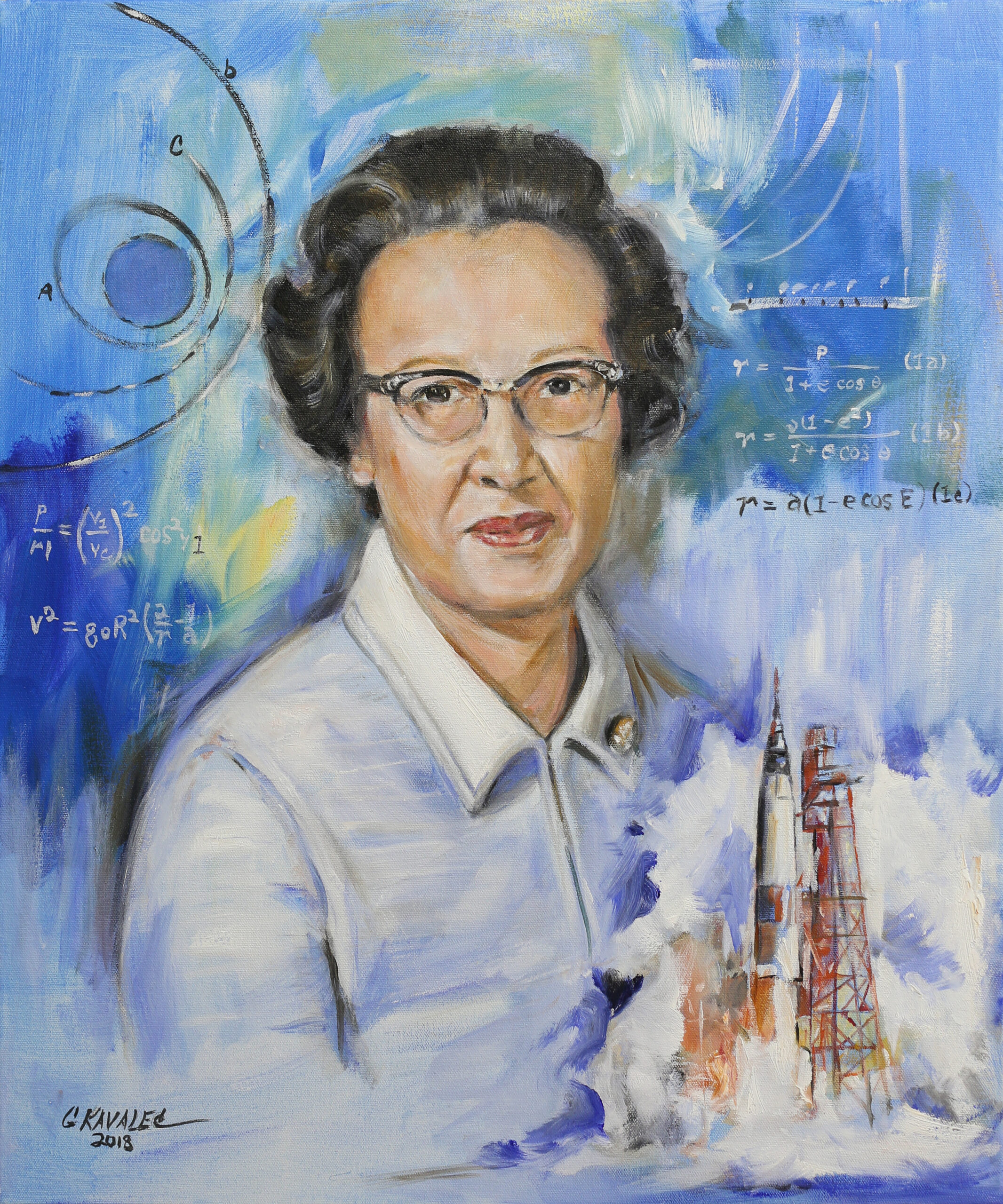 2018 Katherine Johnson
