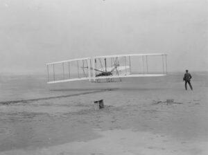 First Flight photo